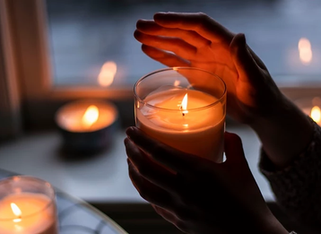 Cómo meditar con la ayuda de una vela