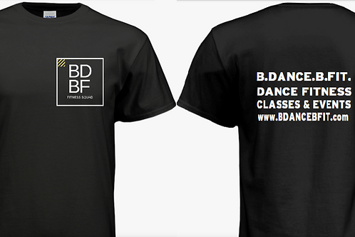 B.DANCE.B.FIT.  T-SHIRTS