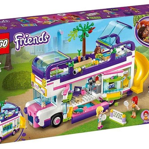 לגו חברות 41395- אוטובוס הידידות