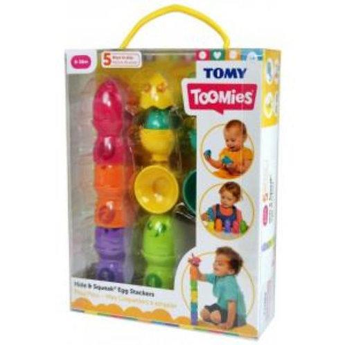 טומי-מגדל התאם צורה ביצים
