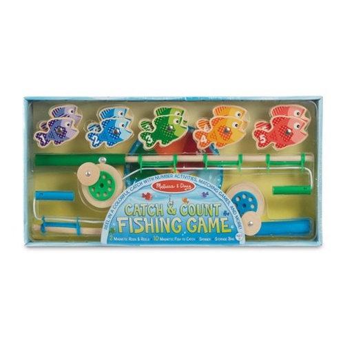 מליסה ודאג-משחק דייג