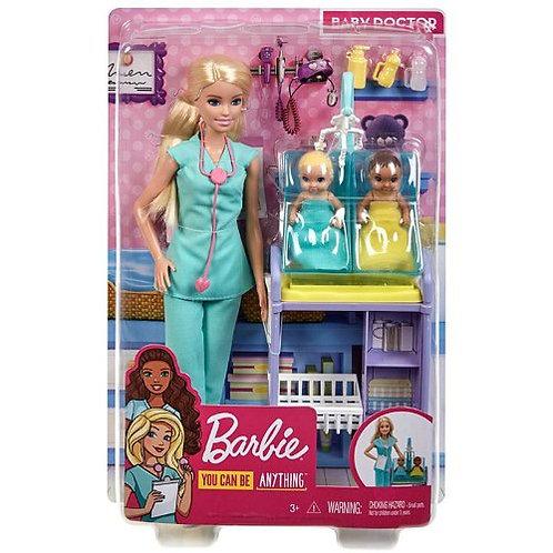 בובת ברבי-רופאת ילדים