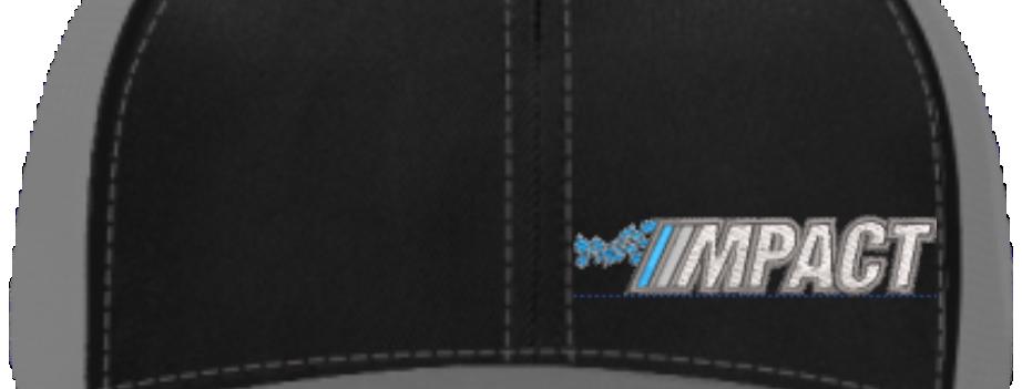 MPACT Trucker Flexfit in Black/Graphite