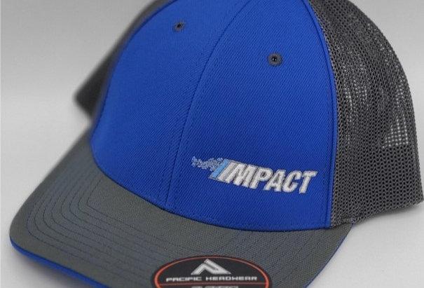 MPACT Trucker Flexfit in Blue/Graphite