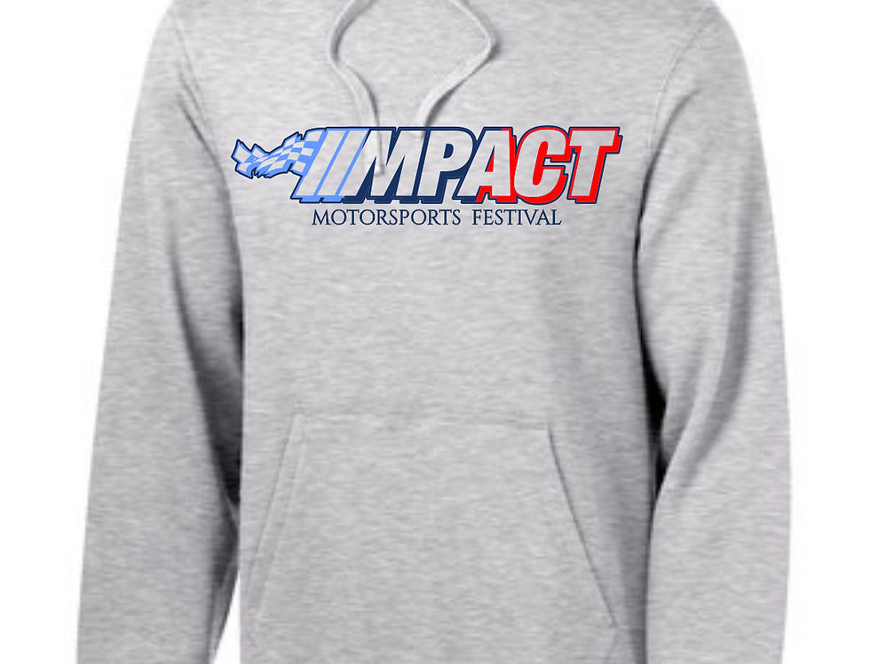 MPACT Pullover Hooded Sweatshirt - Ultra Soft