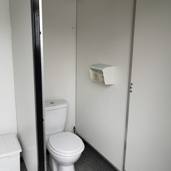 Toilet wagen
