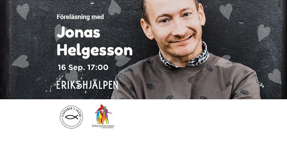 Föreläsning med Jonas Helgesson