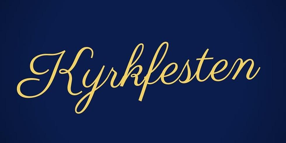 KYRKFESTEN 21 - Linköping