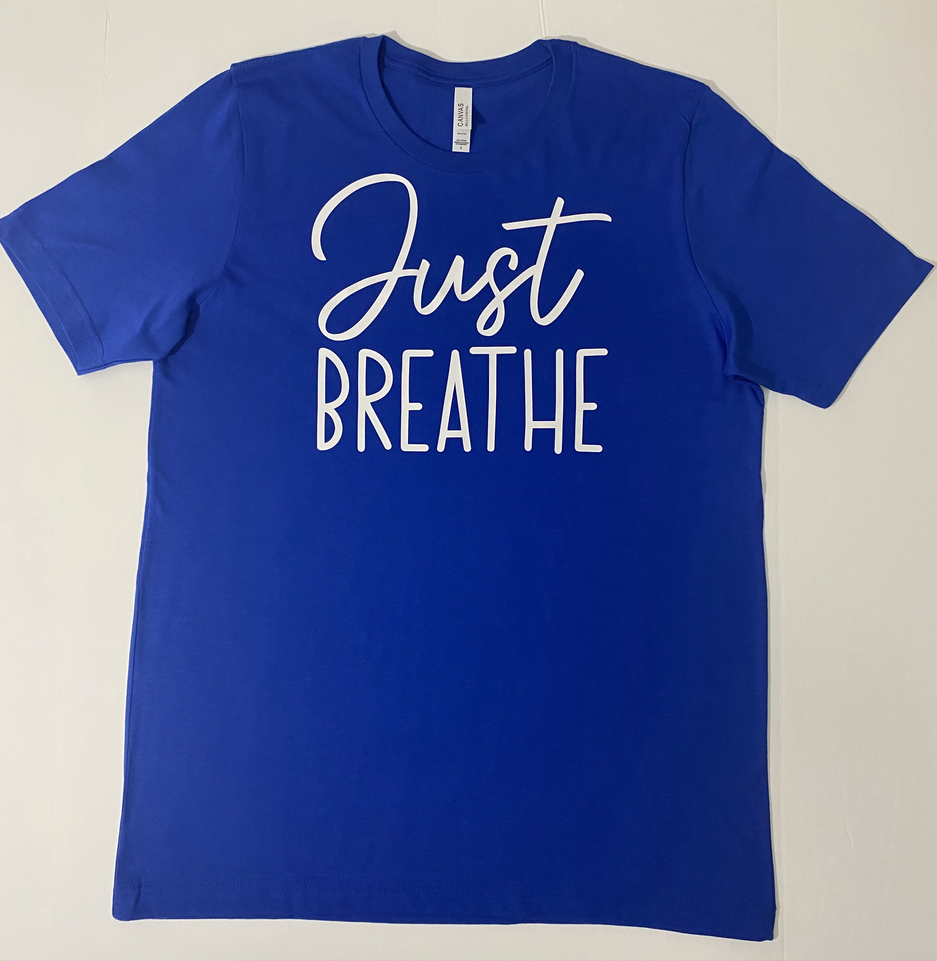 Just Breathe FREE SHIPPING