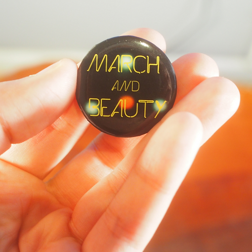 M&B Star-lite Button