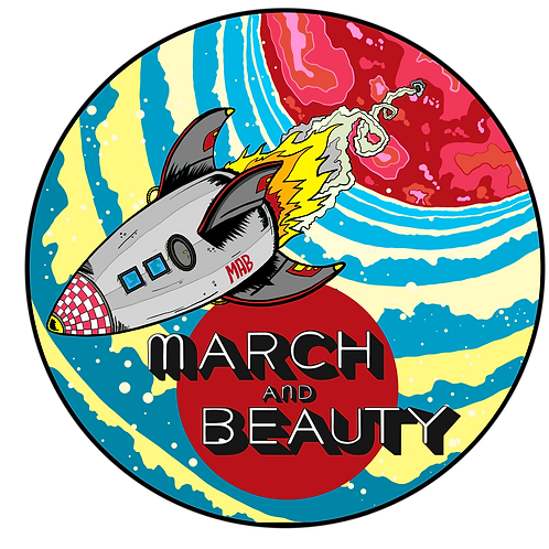 Color Round Sticker