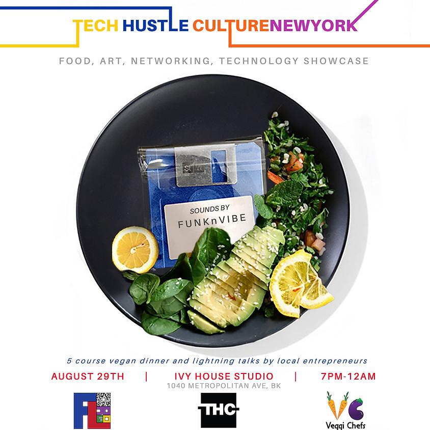 THC | NYC Dinner w/ Veggi Chefs