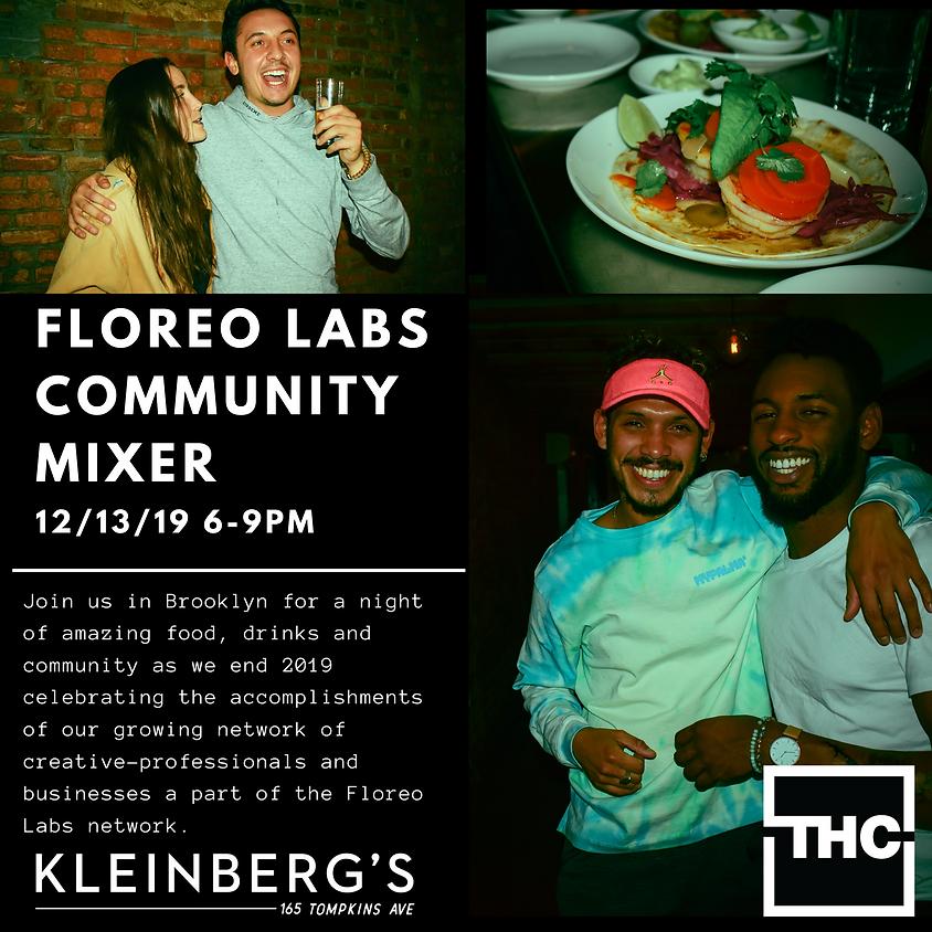 Floreo Labs Community Mixer