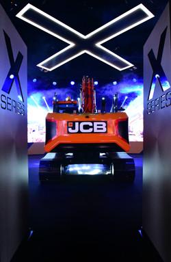 JCB X series launch