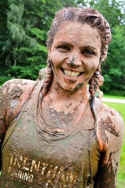 JCB Mud Run