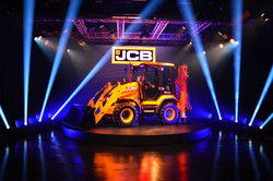 JCB 3CX Compact launch
