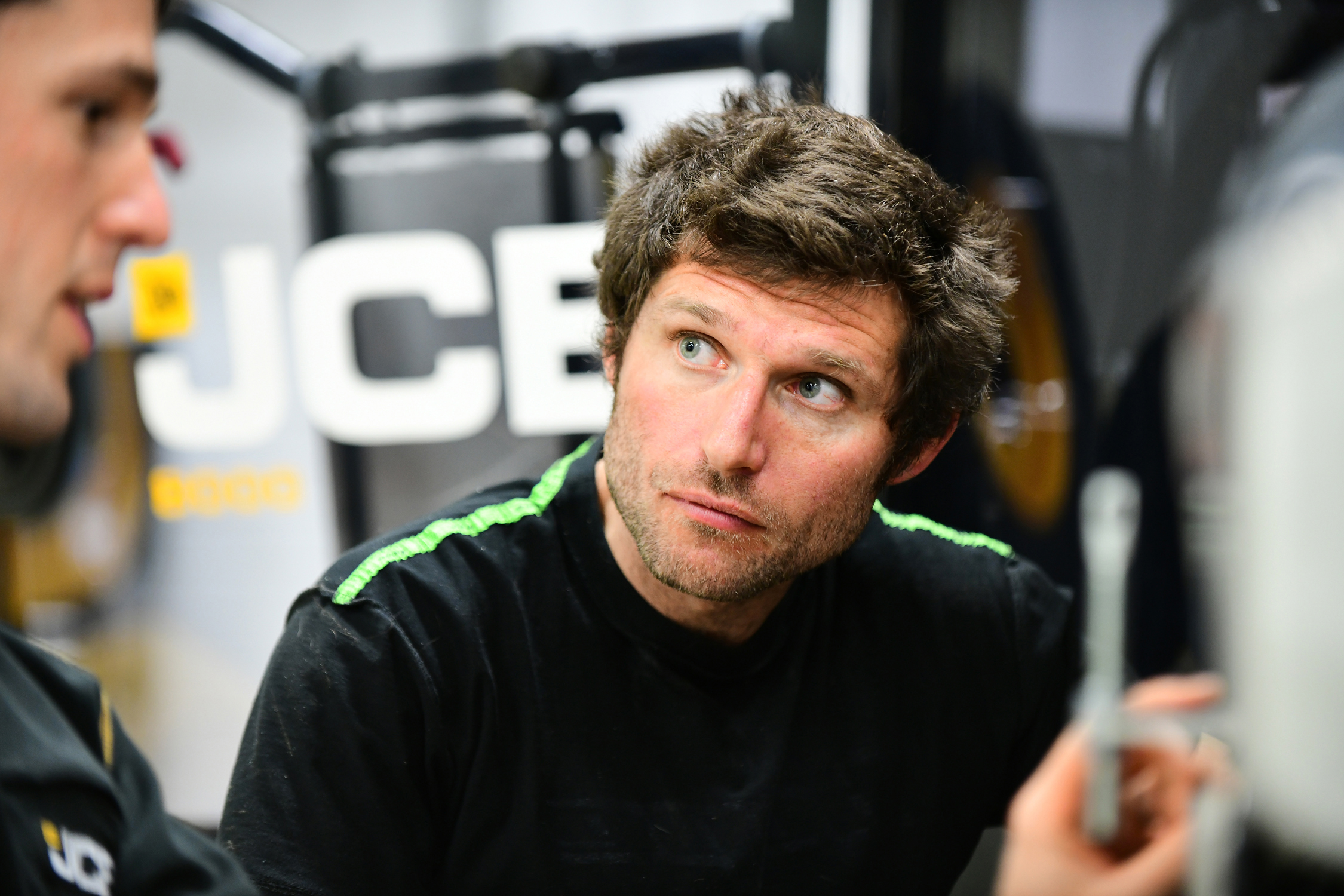 Guy Martin - JCB WFT project
