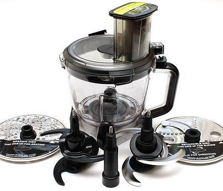 Ninja Mega Kitchen System 64 oz Food Processor : 7 Piece Set : BL770