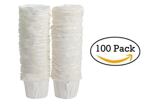 Keurig KCup Disposable Paper Filters : 100