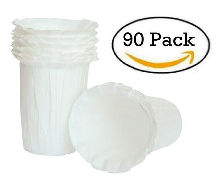 Keurig K Carafe Disposable Paper Filters :90