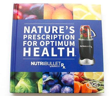 Nutribullet RX Recipes Booklet