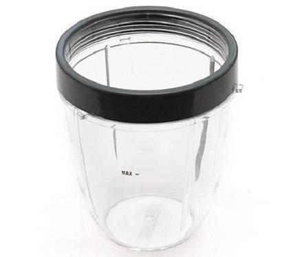 Nutribullet 600W 900W Small Cup + Lip Ring : 18oz