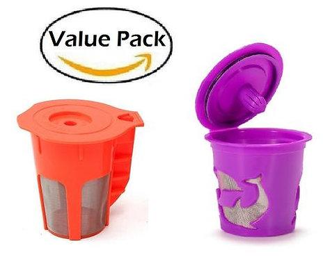 KCup + KCarafe Reusable Filter : Plastic