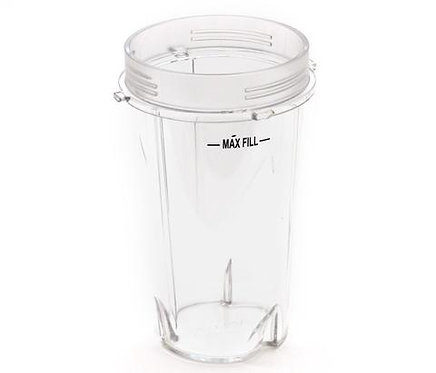 Ninja Blender Cup Replacement : Medium 16 oz : BL770