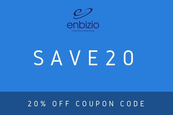 Enbizio Coupon Code