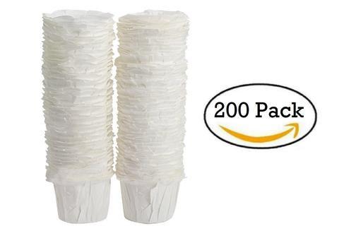 Keurig KCup Disposable Paper Filters : 200