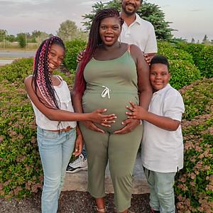 Lavern & Carson Maternity Shoot