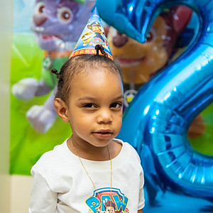 Zani's 2nd Birthday Party
