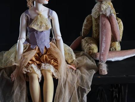 Секреты из кукольной мастерской
