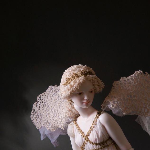 Лючия. фарфор 70 см