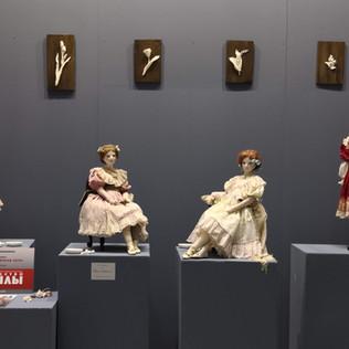 Международная выставка Искусство Куклы. Москва, 2019