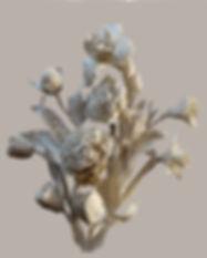 цветы из фарфора париан Оксана Сахарова Калининград