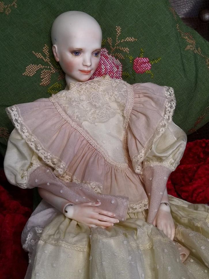 шьем платье для куклы