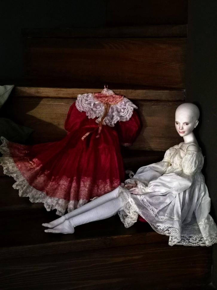 шьем костюм для куклы