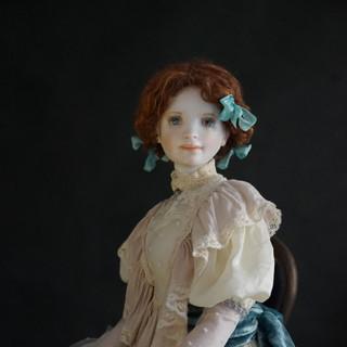 Лиза. фарфор 65 см