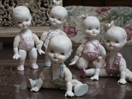 Фарфоровые малышки