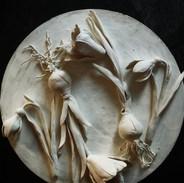 Крокусы из фарфора