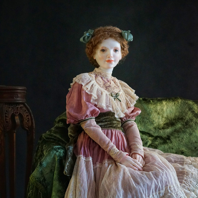 Эмма. фарфор 65 см