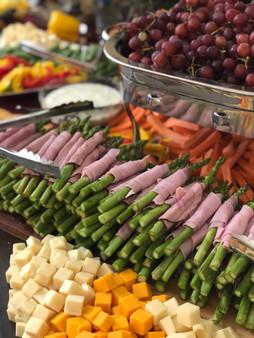 Heavy Appetizer Wedding Reception