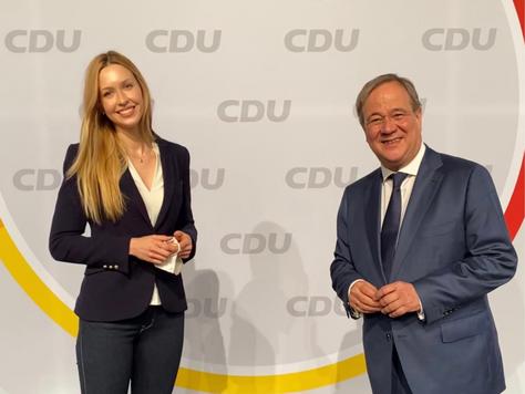 Bielefelderin Katharina Kotulla als Listenkandidatin für die Bundestagswahl besstätigt