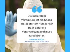 """""""Chaos-Hotspot"""" Gesundheitsamt: Junge Union fordert personelle Konsequenzen"""