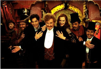 Favourite Film Friday: Moulin Rouge! (2001)