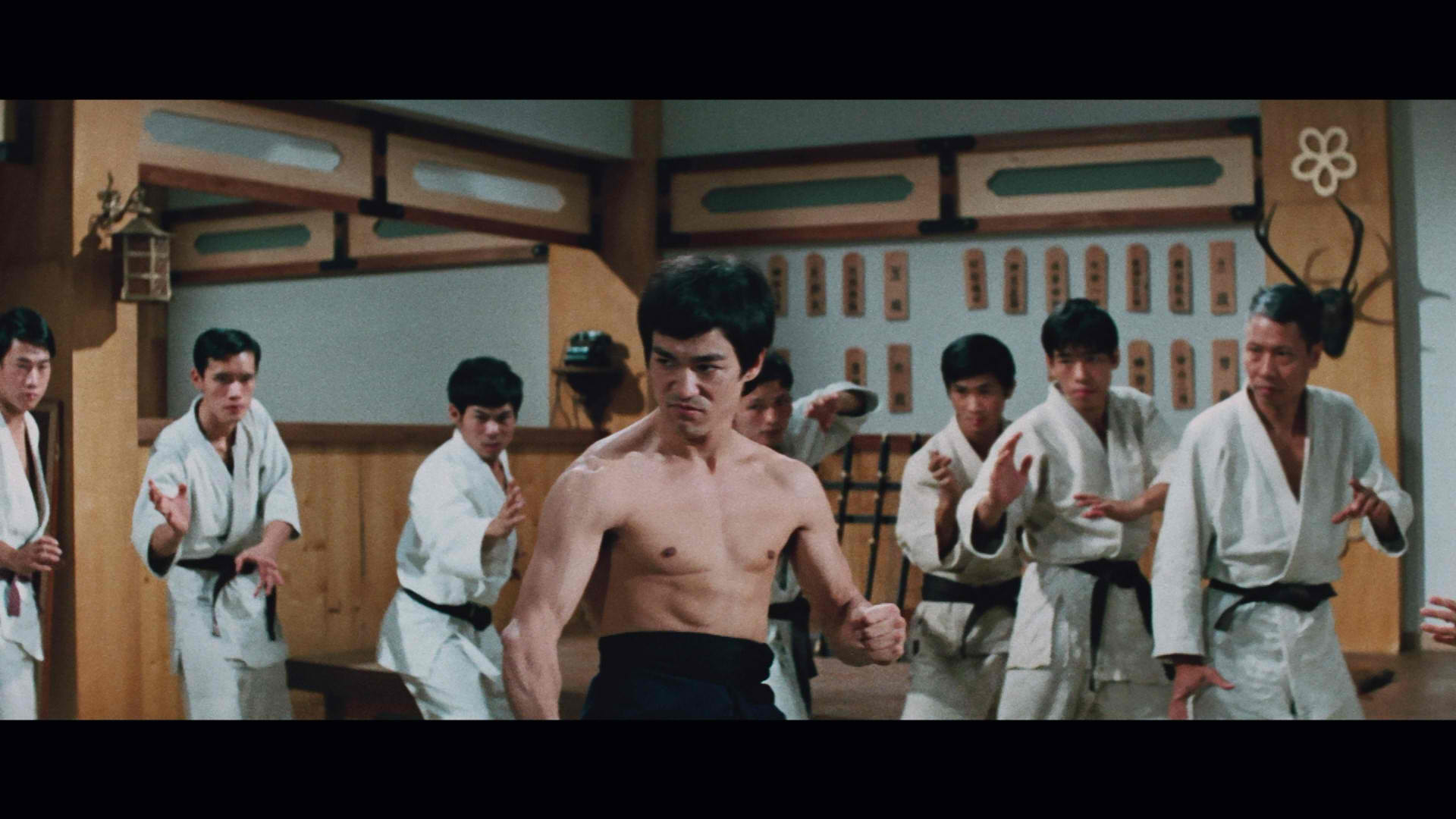 film review fist of fury (1973) Jackie Chan Fist of Fury