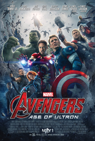 Film Review: Avengers: Age of Ultron (2015)