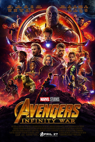 Film Review: Avengers: Infinity War (2018)