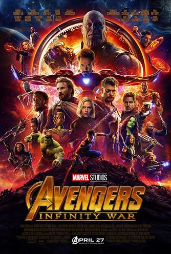 Film Review: Avengers: Infinity War (2018)